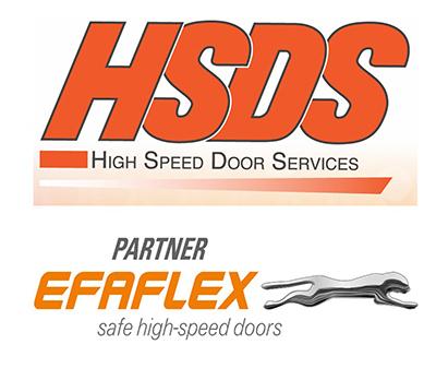 HSDS logo and Eraflex partner logo